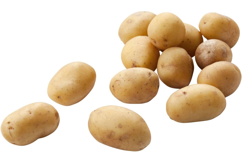 aardappelen kriel in schil