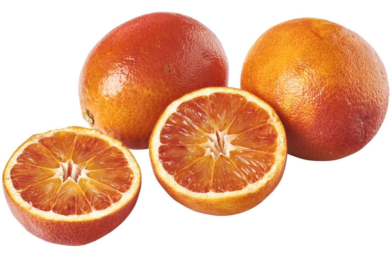 bloedsinaasappels +/- 6 stuks pe kilo